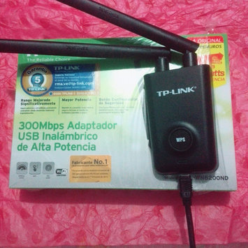 Photo of TP-Link High Power 300N USB Adapter uploaded by Esther D.