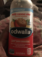 Odwalla® Apple Caramel Cider Smoothie Juice uploaded by Davetta G.