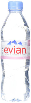 Photo of Evian® Natural Spring Water uploaded by Maansi Gupta💗 F.