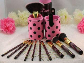 Photo of BH Cosmetics Pink-a-Dot Brush Set uploaded by samia b.