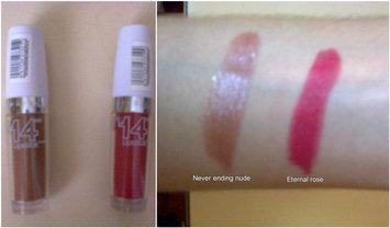 Maybelline SuperStay 14HR Lipstick® uploaded by Patricia S.
