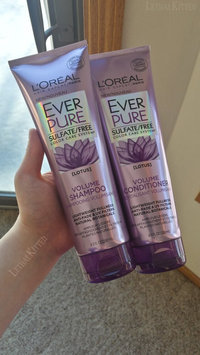 L'Oréal EverPure Volume Conditioner uploaded by Breyonna S.