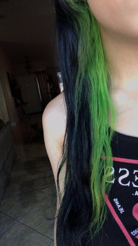Photo of (3 Pack) MANIC PANIC Amplified Semi-Permanent Hair Color - Electric Lizard uploaded by Megan V.