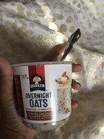 Quaker® Overnight Oats Blueberry, Banana, And Vanilla Bliss uploaded by Tori R.