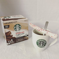 Starbucks Peppermint Mocha Caffe Latte K-Cups uploaded by Leyna N.