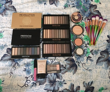 Makeup Revolution Redemption Eyeshadow Palette Iconic 3 uploaded by Ana M.