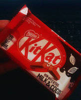 Kit Kat Crisp Wafers in Milk Chocolate uploaded by Bilal A.