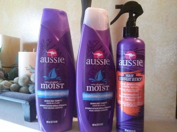 Aussie Mega Moist Conditioner uploaded by Kassie B.