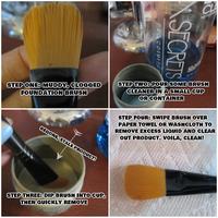 Cinema Secrets BR007 Brush Cleaner uploaded by Heather L.