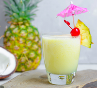 Bacardi Rum Light Pina Colada uploaded by Mafer N.