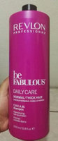 Revlon Professional Be Fabulous Daily Care Normal Thick Hair C.R.E.A.M. Shampoo uploaded by AP/Alejandra C.