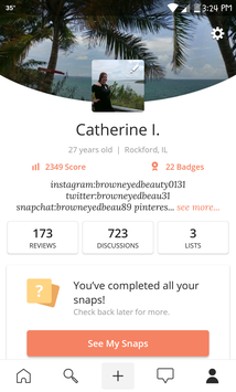 Photo of The Influenster App uploaded by Catherine I.