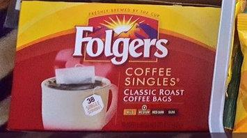 Photo of Folgers Classic Roast Coffee Singles uploaded by Cassandra R.