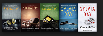 Penguin Group Sylvia Day Crossfire Series 4 Volume Boxed Set uploaded by Cornelia P.