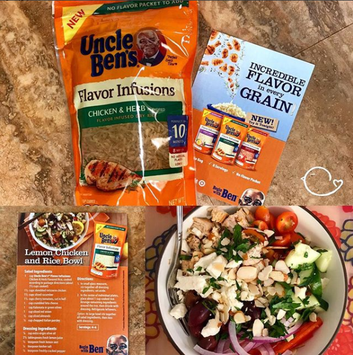 Photo of Uncle Ben's® Flavor Infusions Chicken & Herb uploaded by Amy W.
