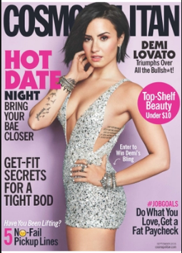 Photo of Cosmopolitan  Magazine uploaded by Cornelia P.