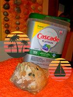 Cascade® Platinum™ Dawn® Fresh Scent Action Pacs™ Dishwasher Detergent 62 ct Plastic Container uploaded by Suzie M.