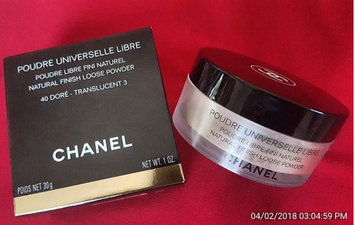 Photo of CHANEL POUDRE UNIVERSELLE LIBRE uploaded by S M.