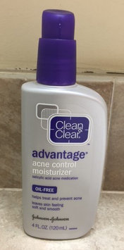Clean & Clear Advantage Acne Control Moisturizer uploaded by Carrie F.