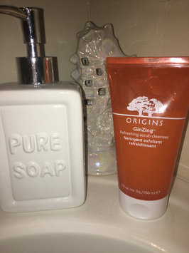 Photo of Origins GinZing™ Refreshing Scrub Cleanser uploaded by Mara M.