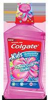 Colgate® Kids Bubble Gum Swirl Anticavity Fluoride Rinse uploaded by roselle m.