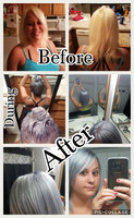 Ion Color Brilliance Master Colorist Series Permanent Creme Hair Color Chrome uploaded by Katie J.