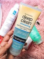 Neutrogena® Deep Clean® Invigorating Foaming Scrub uploaded by Tiffany Z.