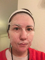 Andalou Naturals Instant Pure Pore Hydro Serum Facial Mask uploaded by Monica H.