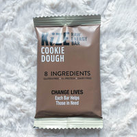 Kize Raw Energy Bar, Cookie Dough, 10 Count [Cookie Dough] uploaded by Laiza H.