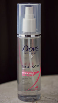 Photo of Dove Style+Care Extra Hold Hairspray uploaded by Geraldine C.