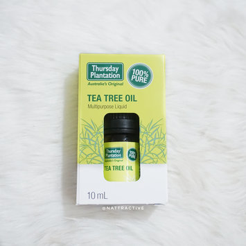 Thursday Plantation Tea Tree Oil uploaded by NATTRACTIVE R.