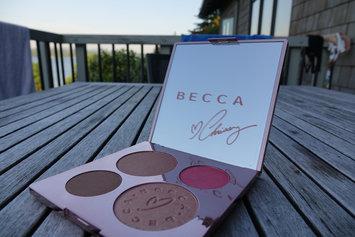 BECCA x Chrissy Teigen Glow Face Palette uploaded by Bella B.
