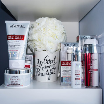 L'Oréal Paris Revitalift Bright Reveal SPF 30 Moisturizer uploaded by Shazia A.