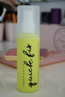 Urban Decay Quick Fix Hydracharged Complexion Prep Priming Spray uploaded by Maria M.