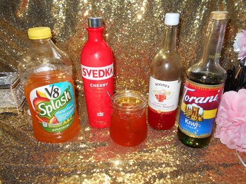 Photo of SVEDKA Cherry Vodka, 1 l uploaded by tamara m.