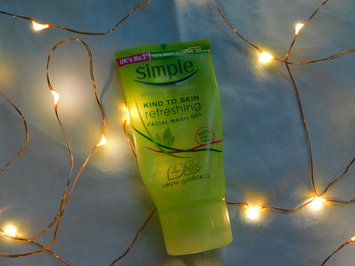 Photo of Simple Refreshing Facial Wash Gel  uploaded by Sammy H.