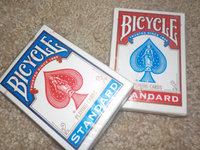 Bicycle Playing Cards Standard uploaded by Suzie M.