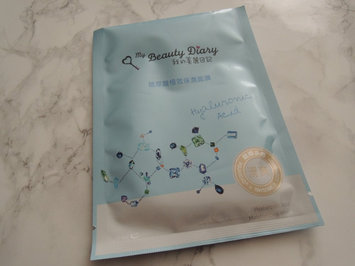 My Beauty Diary Hyaluronic Acid Moisturizing Facial Mask, 10 count uploaded by Chloe S.