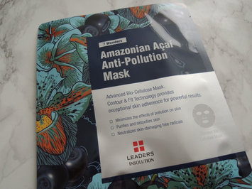 Leaders 7 Wonders Amazonian Acai Anti-Pollution Sheet Mask uploaded by Chloe S.