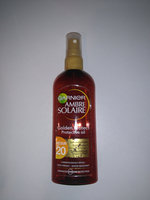 Garnier Ambre Solaire SPF 20 Golden Protect Protective Oil uploaded by Jasmina Z.