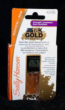 Photo of Sally Hansen Treatment 18K Gold Hardener Nail Polish, 0.33 Fluid Ounce uploaded by Irina M.