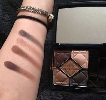 Photo of Dior 5 Couleurs High Fidelity Colours & Effects Eyeshadow Palette uploaded by Stephanie R.
