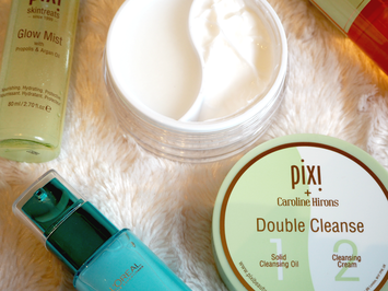 Photo of Pixi + Caroline Hirons Double Cleanse uploaded by Beka T.