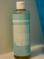Dr. Bronner's Organic Pure Castile Liquid Soap uploaded by Rena L.