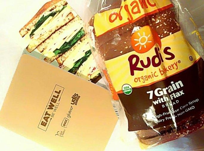 Rudi's Organic Bakery Bread 7 Grain with Flax uploaded by Fallon J.