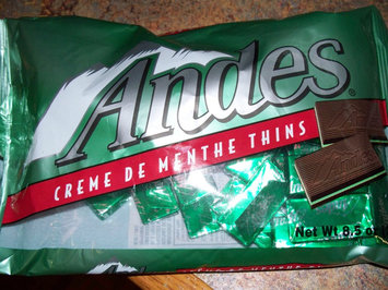 Charms Andes Indulgence Creme de Menthe Mints, 8 oz uploaded by Erin J.