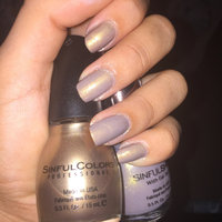SinfulColors Professional Nail Color uploaded by fernanda m.
