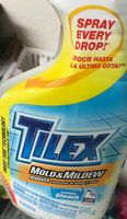 Tilex Mold & Mildew Remover uploaded by Crystal M.
