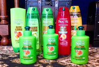 Garnier Fructis Sleek & Shine Intensely Smooth Leave-In Conditioning Cream uploaded by JMicheUniques N.