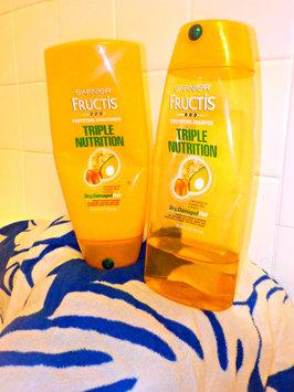 Photo of Garnier Fructis Triple Nutrition Shampoo uploaded by Suzie M.